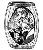 Balboa In a Barrel