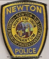 History of the Newton Police Department
