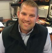 Kevin O'Shea, High School Principal