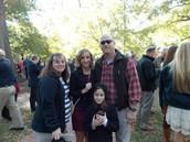 South Carolina Ring Ceremony 2014