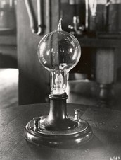 The light bulb filament is one of Edison's most widely recognized inventions. Thomas Edison was born on February 11, 1847. He first worked as a telegraph operator but he began his profession as an inventor in Newark, New Jersey.