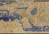 Ancient Map of the Known World