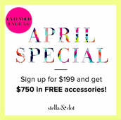 Sign up Special extended!