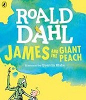 James and Giant Peach by Roald Dahl