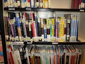 Books sorted by genre
