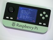 Raspberry PI game device