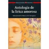 Antología de la lírica amorosa