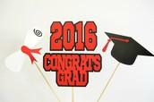 Congratulations Graduates 2016
