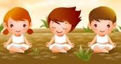 corso formazione con attestato per l'insegnamento dello yoga ai bambini