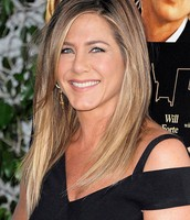Jennifer Aniston is Hero