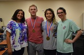 SH Students Compete at State Level in UIL Academics