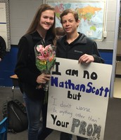 Lucy Tuggle was asked by Clayton Carter
