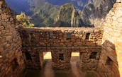 Machu Picchu was built to honor a sacred landscape