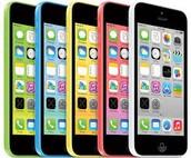iPhone 5C - 2013