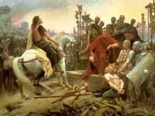 The Maccabeus Family Revolts