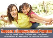 A FEW THINGS TO REMEMBER, FROM the SUPPORT & EMPOWERMENT PROGRAM