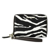 Chelsea Tech Case Wallet - Zebra