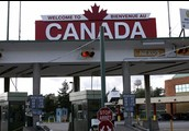 Canada and US Border