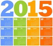 Boone School Calendar of Events