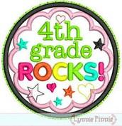 4th Grade Event Friday