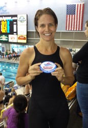 Swimmer of the Month: Karen Sturgis
