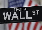 Wall street starting to fall