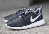 Zapatos Gris Nike
