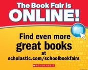 Fall Book Fair Continues through November 20th