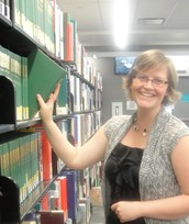 Kathleen Oakey: Your Liaison Librarian