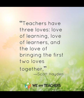 Lift Up Your Teachers Daily