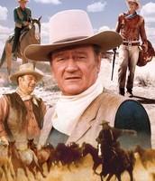 John Wayne, American Hero