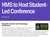 Student-Led Tech Conference