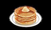 savage pancake eater