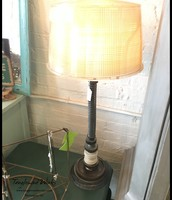 4-Gear Table Lamp by Salvage Arts - $275