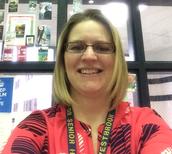 VCS Library Media Specialist Danyelle Westrbrook