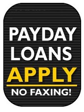 Payday Lender Not Broker
