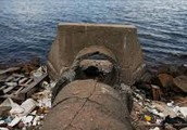 Pollution in River and Trash on the Bay