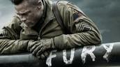 Fury main character Brad Pitt - Don 'Wardaddy' Collier