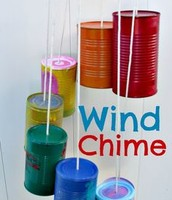 Earth Day Wind Chimes!