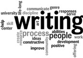 An English degree gives the writer a strong foundation on which to build a writing career. The new writer can learn a great deal by studying the works of established writers. Great fiction is the workbook of the novice writer and every book you read will teach you something about your own writing.