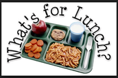 Lunch Schedule Reminders
