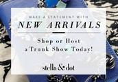 Shop the New Line or Host your own to earn free Accessories