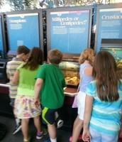 Second Grade Museum Trip!