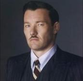 Tom Buchanan- the Groom
