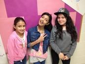 Lana, Zoha & Daniela