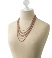 Ginger Layering Necklace $30
