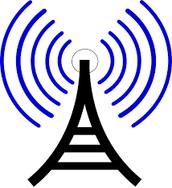 Radio wave satalite