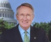 Harry Reid-Democratic Leader