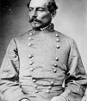 Confederate General Beaureguard