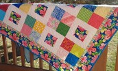 Bingo Night Quilt Raffle